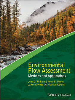 Kondolf, G. Mathias - Environmental Flow Assessment: Methods and Applications, ebook