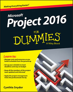 Snyder, Cynthia - Project 2016 For Dummies, ebook