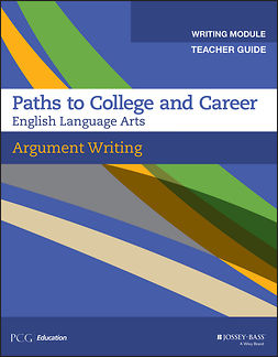 - Argument Writing, Teacher Guide, Grades 9-12, ebook