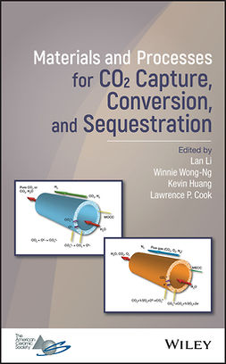 Cook, Lawrence P. - Materials and Processes for CO2 Capture, Conversion, and Sequestration, e-bok