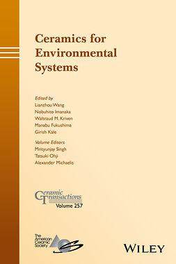 Fukushima, Manabu - Ceramics for Environmental Systems: Ceramic Transactions, Volume 257, ebook