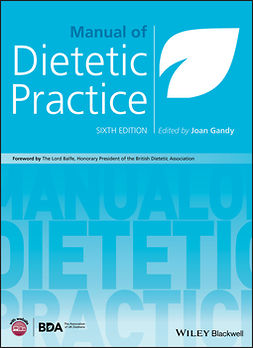 Gandy, Joan - Manual of Dietetic Practice, ebook