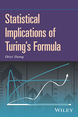 Zhang, Zhiyi - Statistical Implications of Turing's Formula, ebook