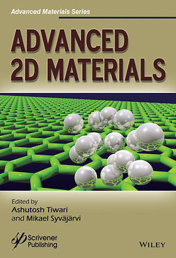 Syväjärvi, Mikael - Advanced 2D Materials, e-bok