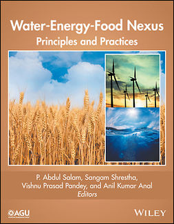 Anal, Anil K. - Water-Energy-Food Nexus: Principles and Practices, ebook