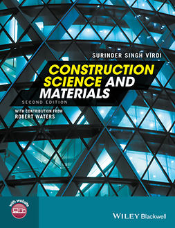 Virdi, Surinder Singh - Construction Science and Materials, e-bok