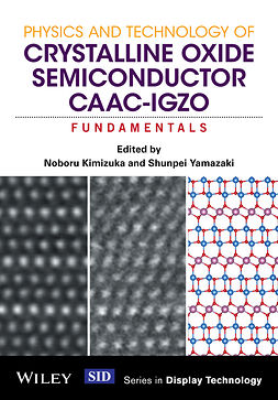 Kimizuka, Noboru - Physics and Technology of Crystalline Oxide Semiconductor CAAC-IGZO: Fundamentals, ebook