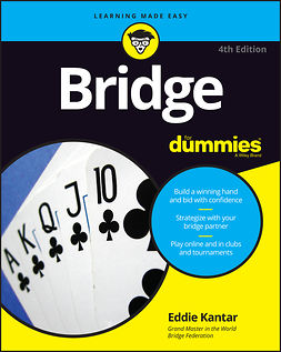 Kantar, Eddie - Bridge For Dummies, ebook