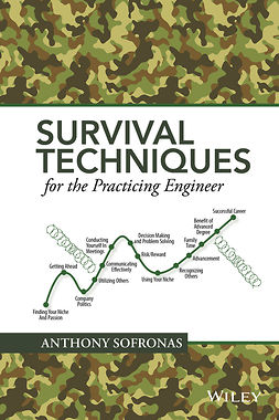 Sofronas, Anthony - Survival Techniques For The Practicing Engineer, ebook