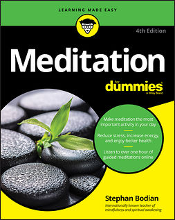 Bodian, Stephan - Meditation For Dummies, ebook