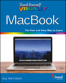 Hart-Davis, Guy - Teach Yourself VISUALLY MacBook, e-kirja