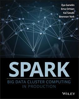 Ganelin, Ilya - Spark: Big Data Cluster Computing in Production, ebook