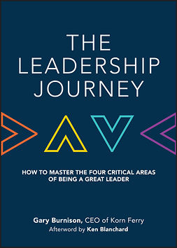 Blanchard, Ken - The Leadership Journey: How to Master the Four Critical Areas of Being a Great Leader, e-bok