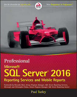 Finlan, Christopher - Professional Microsoft SQL Server 2016 Reporting Services and Mobile Reports, e-kirja