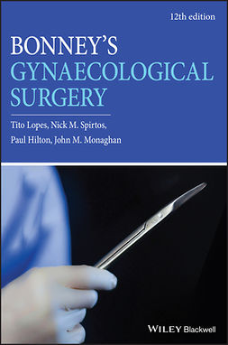 Hilton, Paul - Bonney's Gynaecological Surgery, ebook
