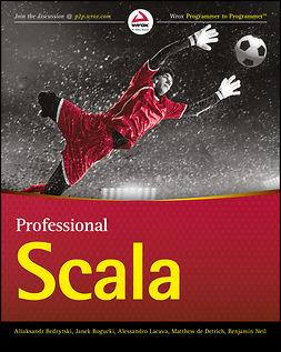 Bedrytski, Aliaksandr - Professional Scala, e-kirja