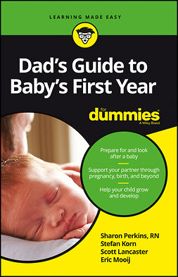 Korn, Stefan - Dad's Guide to Baby's First Year For Dummies, e-kirja