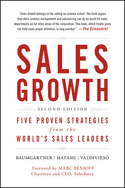 Baumgartner, Thomas - Sales Growth: Five Proven Strategies from the World's Sales Leaders, ebook