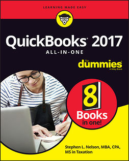 Nelson, Stephen L. - QuickBooks 2017 All-In-One For Dummies, ebook