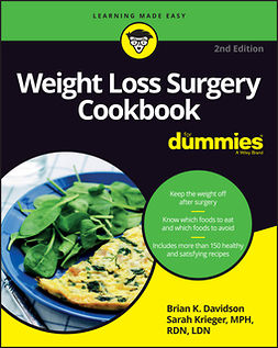 Davidson, Brian K. - Weight Loss Surgery Cookbook For Dummies, e-bok