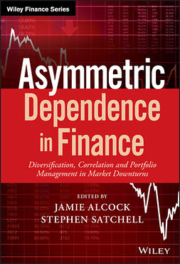 Alcock, Jamie - Asymmetric Dependence in Finance: Diversification, Correlation and Portfolio Management in Market Downturns, e-kirja