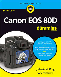 Correll, Robert - Canon EOS 80D For Dummies, ebook