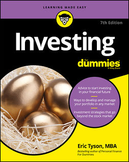 Tyson, Eric - Investing For Dummies, e-kirja