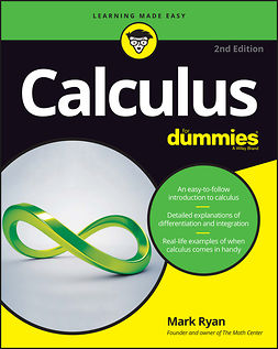 Ryan, Mark - Calculus For Dummies, ebook