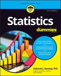 Rumsey, Deborah J. - Statistics For Dummies, ebook