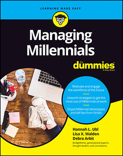 Arbit, Debra - Managing Millennials For Dummies, e-kirja