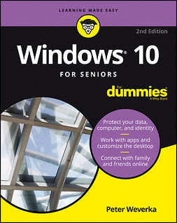 Weverka, Peter - Windows 10 For Seniors For Dummies, ebook