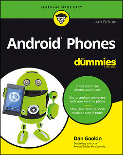 Gookin, Dan - Android Phones For Dummies, ebook