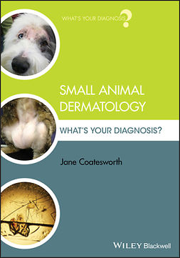 Coatesworth, Jane - Small Animal Dermatology: What's Your Diagnosis?, e-bok