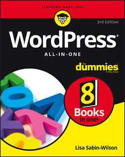 Sabin-Wilson, Lisa - WordPress All-in-One For Dummies, ebook