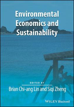Lin, Brian Chi-ang - Environmental Economics and Sustainability, e-bok