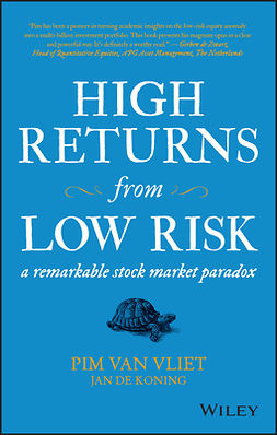 Coning, Jan de - High Returns from Low Risk: A Remarkable Stock Market Paradox, ebook