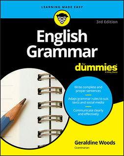Woods, Geraldine - English Grammar For Dummies, e-bok