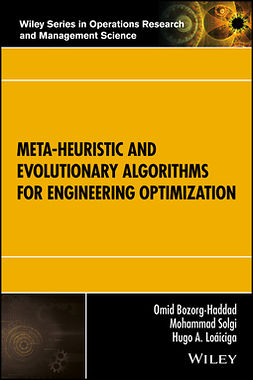 Bozorg-Haddad, Omid - Meta-heuristic and Evolutionary Algorithms for Engineering Optimization, e-bok
