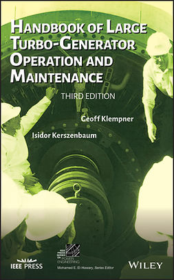 Kerszenbaum, Isidor - Handbook of Large Turbo-Generator Operation and Maintenance, ebook