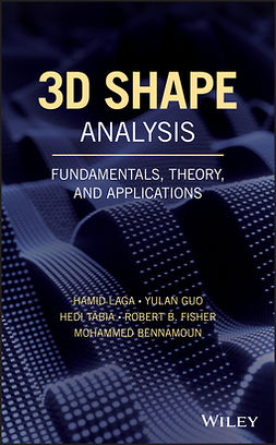 Bennamoun, Mohammed - 3D Shape Analysis: Fundamentals, Theory, and Applications, e-bok