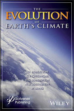 Chilingar, G. V. - The Evolution of Earth's Climate, ebook
