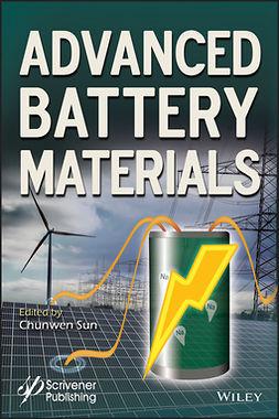 Sun, Chunwen - Advanced Battery Materials, ebook