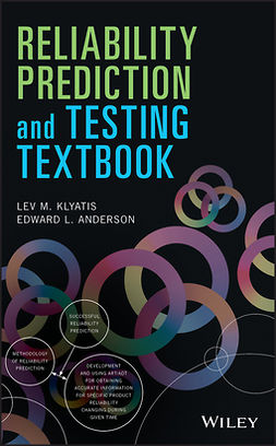 Anderson, Edward - Reliability Prediction and Testing Textbook, ebook