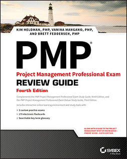 Feddersen, Brett - PMP®. Project Management Professional Exam Review Guide, ebook