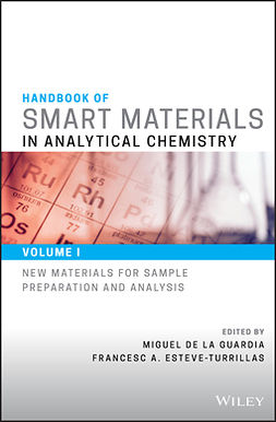 Esteve-Turrillas, Francesc A. - Handbook of Smart Materials in Analytical Chemistry, e-kirja