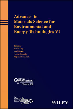 Colorado, Henry - Advances in Materials Science for Environmental and Energy Technologies VI, e-bok