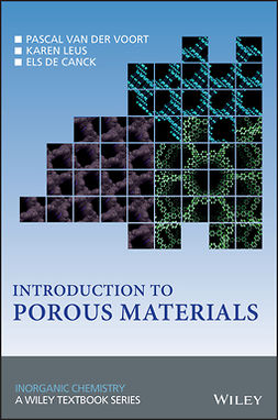 Canck, Els De - Introduction to Porous Materials, e-kirja