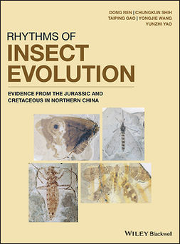 Gao, Taiping - Rhythms of Insect Evolution: Evidence from the Jurassic and Cretaceous in Northern China, ebook