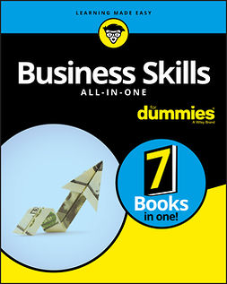 - Business Skills All-in-One For Dummies, ebook
