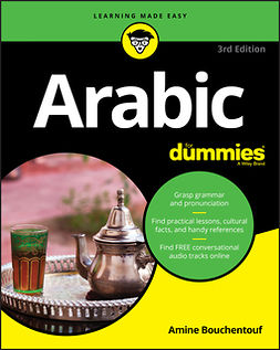 Bouchentouf, Amine - Arabic For Dummies, e-bok
